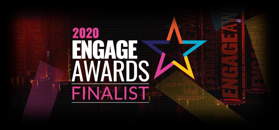 Fresh Communication shortlisted for engagement award