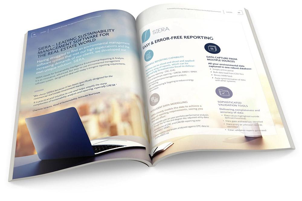 EVORA brochure